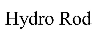 mark for HYDRO ROD, trademark #85394168