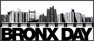 mark for BRONX DAY, trademark #85394637
