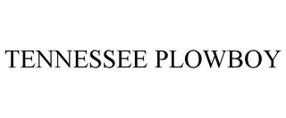 mark for TENNESSEE PLOWBOY, trademark #85394688