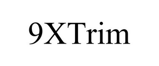 mark for 9XTRIM, trademark #85394837