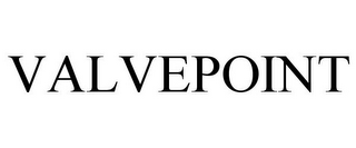 mark for VALVEPOINT, trademark #85394992