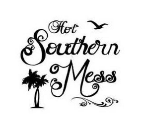 mark for HOT SOUTHERN MESS, trademark #85395185