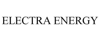 mark for ELECTRA ENERGY, trademark #85395387