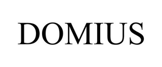 mark for DOMIUS, trademark #85395509