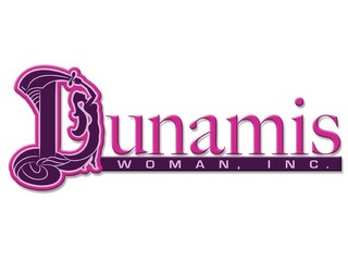 mark for DUNAMIS WOMAN INC, trademark #85395689