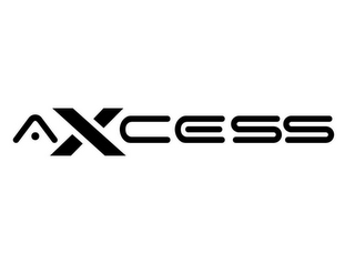 mark for AXCESS, trademark #85395987