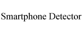mark for SMARTPHONE DETECTOR, trademark #85396288