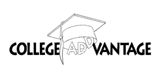 mark for COLLEGE ADDVANTAGE, trademark #85396327