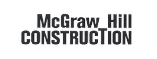 mark for MCGRAW HILL CONSTRUCTION, trademark #85396342