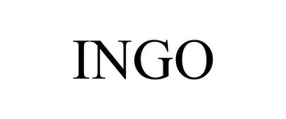 mark for INGO, trademark #85396451