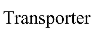 mark for TRANSPORTER, trademark #85397062