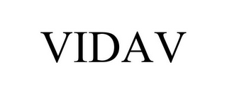 mark for VIDAV, trademark #85397543