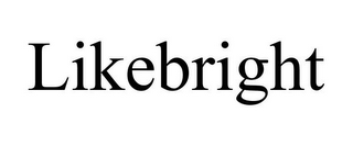 mark for LIKEBRIGHT, trademark #85397586