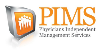 mark for PIMS PHYSICIANS INDEPENDENT MANAGEMENT SERVICES, trademark #85399131