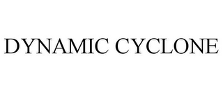 mark for DYNAMIC CYCLONE, trademark #85399987