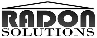 mark for RADON SOLUTIONS, trademark #85400790