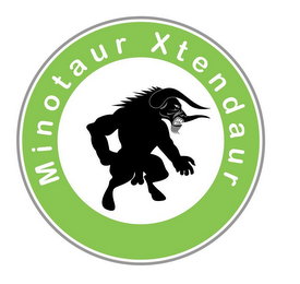 mark for MINOTAUR XTENDAUR, trademark #85401850