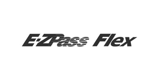 mark for E-ZPASS FLEX, trademark #85402609