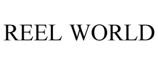 mark for REEL WORLD, trademark #85402702