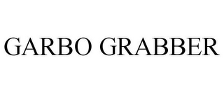 mark for GARBO GRABBER, trademark #85403286