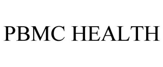 mark for PBMC HEALTH, trademark #85403445