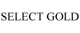 mark for SELECT GOLD, trademark #85403693