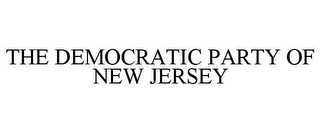 mark for THE DEMOCRATIC PARTY OF NEW JERSEY, trademark #85403796