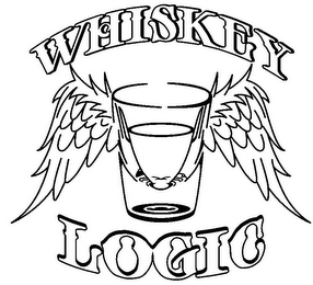 mark for WHISKEY LOGIC, trademark #85403835