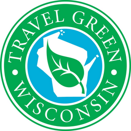 mark for TRAVEL GREEN WISCONSIN, trademark #85404566