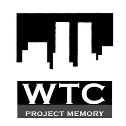 mark for WTC PROJECT MEMORY, trademark #85405034