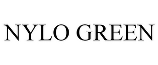 mark for NYLO GREEN, trademark #85405406
