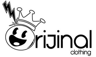 mark for ORIJINAL CLOTHING, trademark #85405423