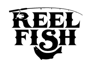 mark for REEL FISH, trademark #85405745
