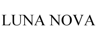 mark for LUNA NOVA, trademark #85405961