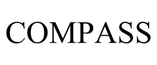 mark for COMPASS, trademark #85406110