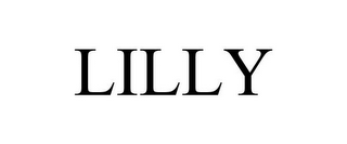 mark for LILLY, trademark #85406133