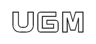 mark for UGM, trademark #85406516