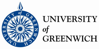 mark for UNIVERSITY OF GREENWICH, trademark #85406779