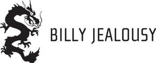 mark for BILLY JEALOUSY, trademark #85407134