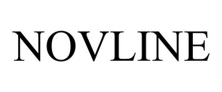 mark for NOVLINE, trademark #85407307