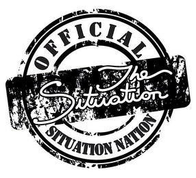 mark for OFFICIAL THE SITUATION SITUATION NATION, trademark #85407814