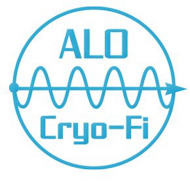 mark for ALO CRYO-FI, trademark #85408289