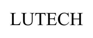 mark for LUTECH, trademark #85408637