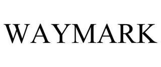 mark for WAYMARK, trademark #85408752