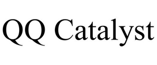 mark for QQ CATALYST, trademark #85408864