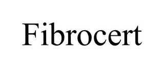 mark for FIBROCERT, trademark #85408950