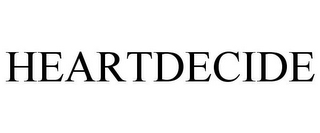 mark for HEARTDECIDE, trademark #85408973