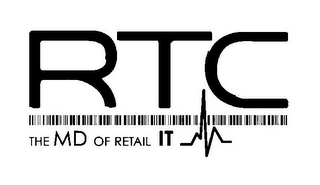 mark for RTC THE MD OF RETAIL IT, trademark #85409022