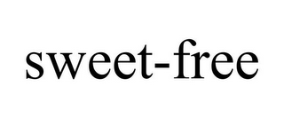 mark for SWEET-FREE, trademark #85409163