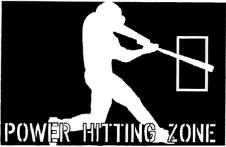 mark for POWER HITTING ZONE, trademark #85409180